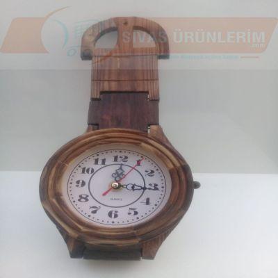 Kol saati Figürlü Duvar Saati