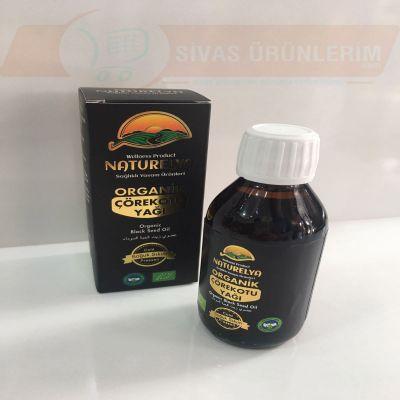 Organik Çörek Otu Yağı(100 ml)