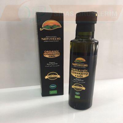 Organik Çörek Otu Yağı(250 ml)