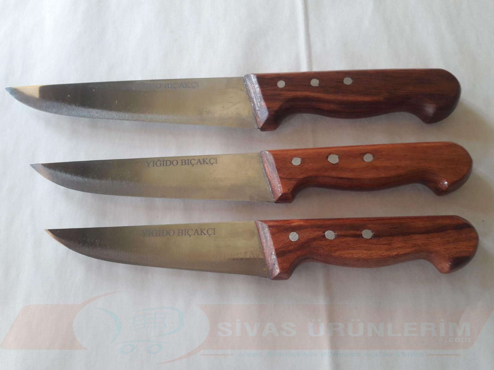 3'lü Kurban Bıçağı Seti