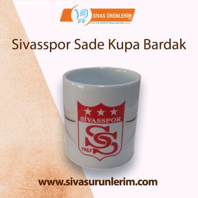 Sivasspor Sade Kupa Bardak