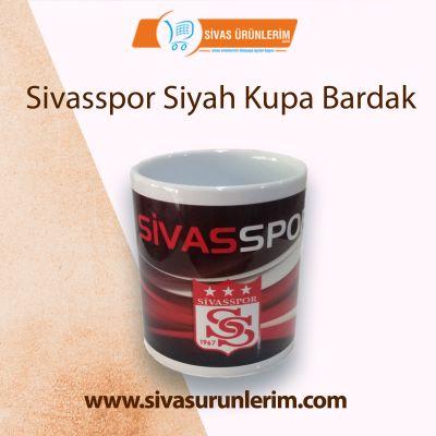 Sivasspor Siyah Kupa Bardak