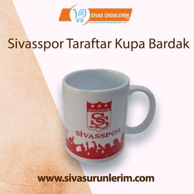 Sivasspor Taraftar Kupa Bardak