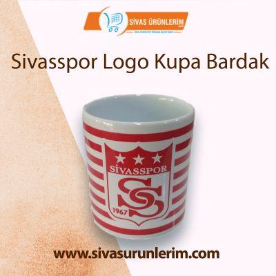 Sivasspor Logo Kupa Bardak