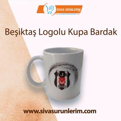 Beşiktaş Logolu Kupa Bardak