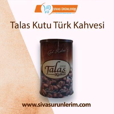 250 gr Talas Kutu Türk Kahvesi