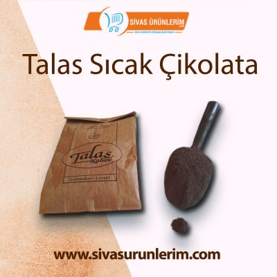 100 gr Talas Sıcak Çikolata