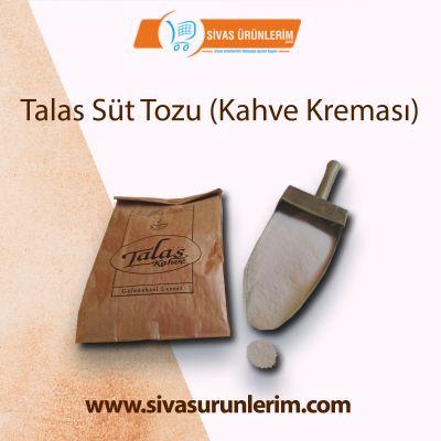 100 gr Talas Süt Tozu (Kahve Kreması)