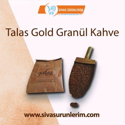 100 gr Talas Gold Granül Kahve