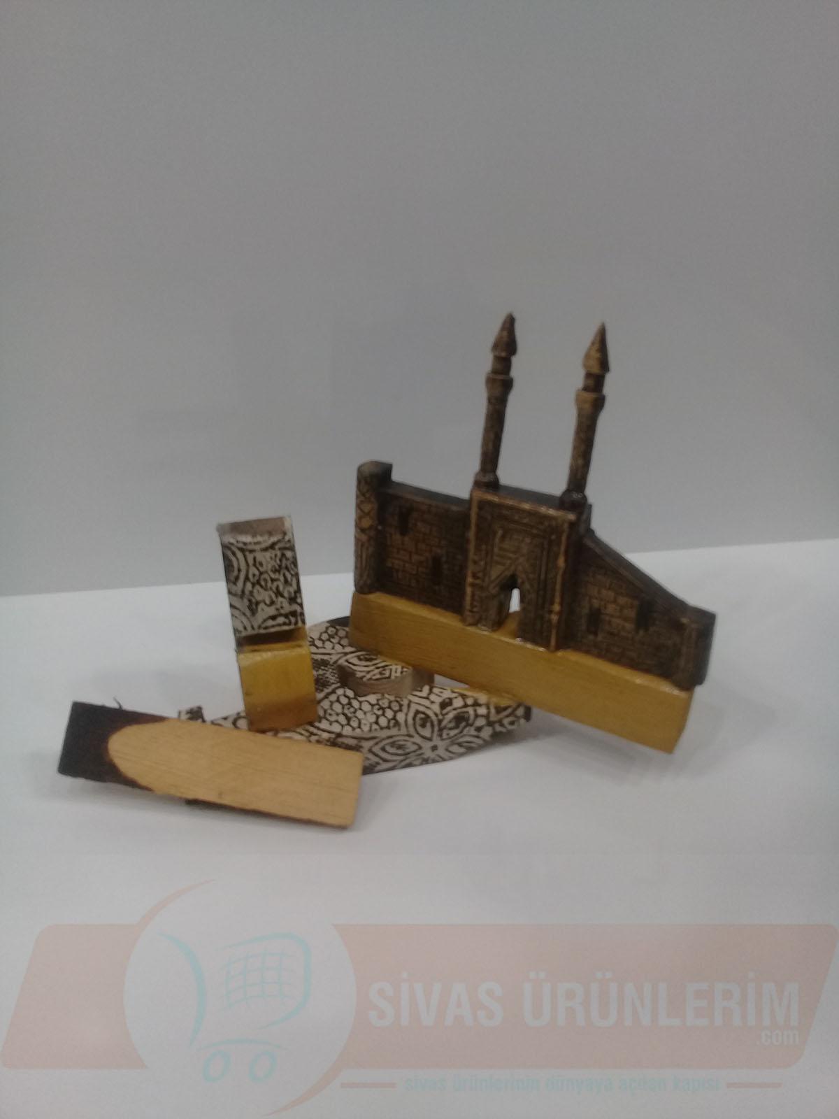 Küçük Çifte Minareli İsimlikli Kalemlik