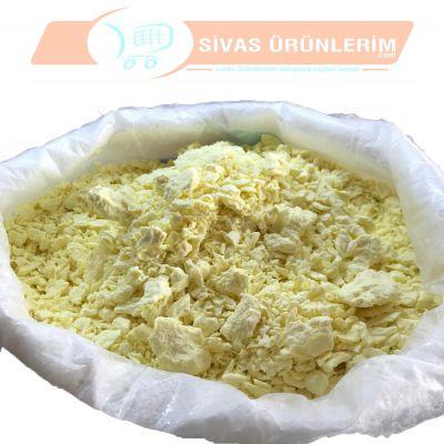 Sivas Az Yağlı Tulum Peyniri