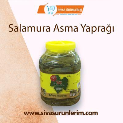 Salamura Asma Yaprağı (5 kg)