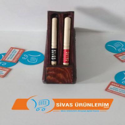 Sivas Hatırası Kalem Kutusu