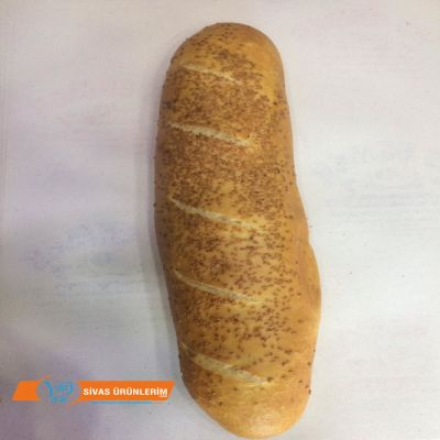 Baget Susamlı Ekmek