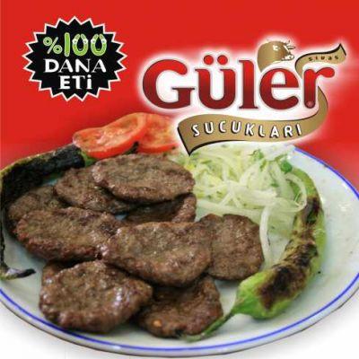 Güler Sivas Köftesi Taze Vakkumlu