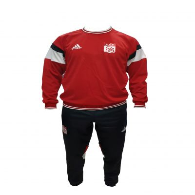Sivasspor Kırmızı Siyah Yetişkin Eşofman Takımı