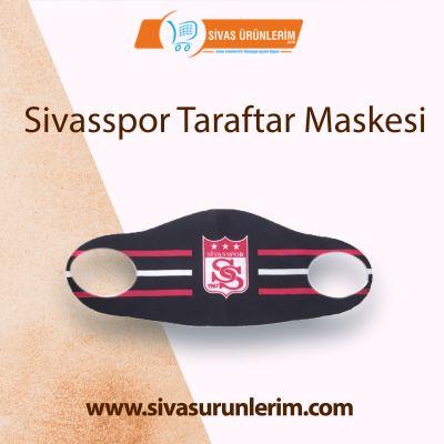 Sivasspor Taraftar Maskesi