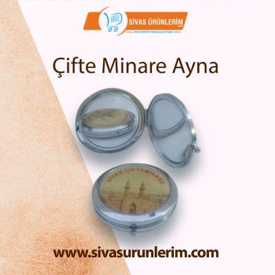 Çifte Minare Ayna